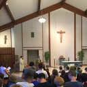 Mass for Summer Classes photo album thumbnail 7
